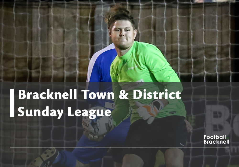 Lead changes at the top of Bracknell Sunday League Premier and First division's