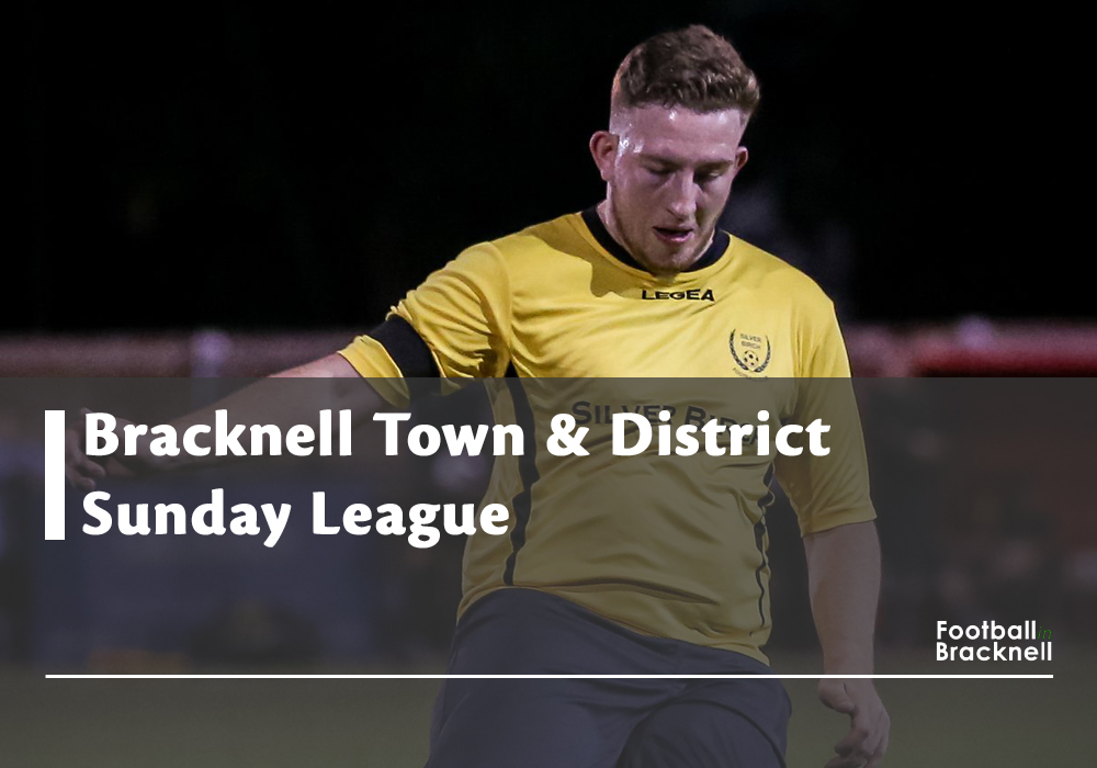 County Junior cup kicks off and unbeaten Bracknell Sunday League Division 1 sides lock horns