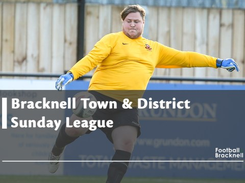 Bracknell Sunday League's Advantage Printroom Senior and Junior League Cups reach Quarter Final stage