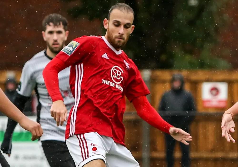 Liam Ferdinand hat trick gets Bracknell Town back to winning ways