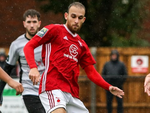 Liam Ferdinand hat trick gets Bracknell Town back to winning ways
