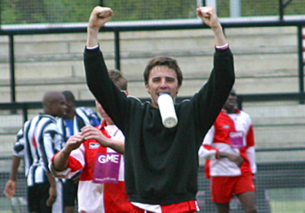Remembering Bracknell Town's great escape at Tooting & Mitcham United