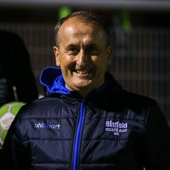 'Missed that feeling' says Binfield boss after first 2019 win