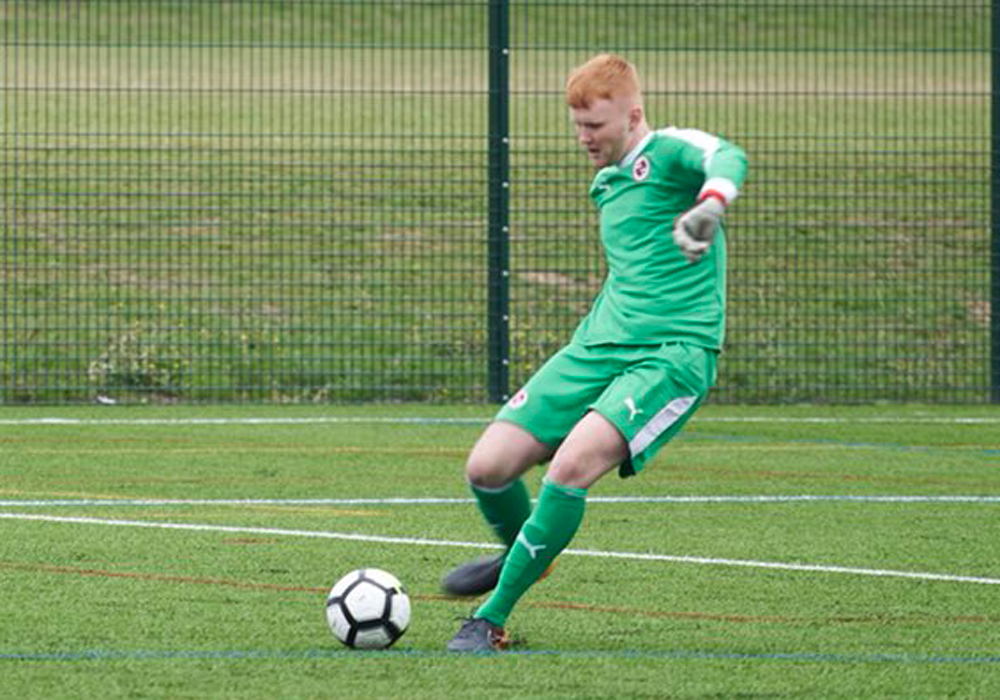 Young Binfield goalkeeper in second Premier League trial