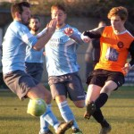 The Hellenic League Division One East mid season review