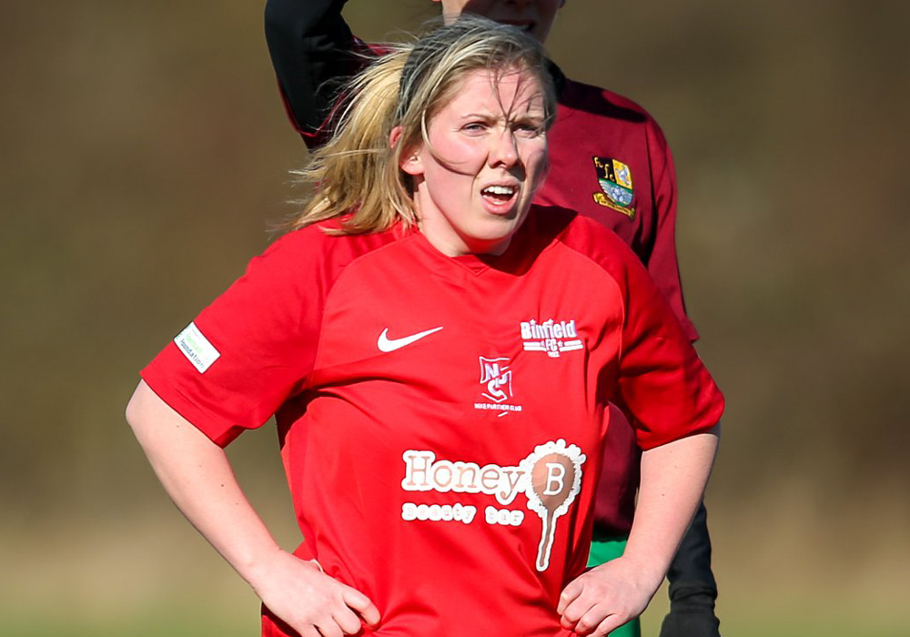Binfield Ladies make it two wins in a row in TVCWFL