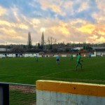 A perfect match day: Reading City and Woodley United
