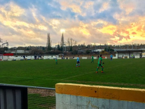'The Rivermoor' nominated for Bracknell Football ground award