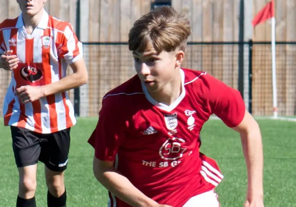 Berks & Bucks under 16s held at Gloucestershire
