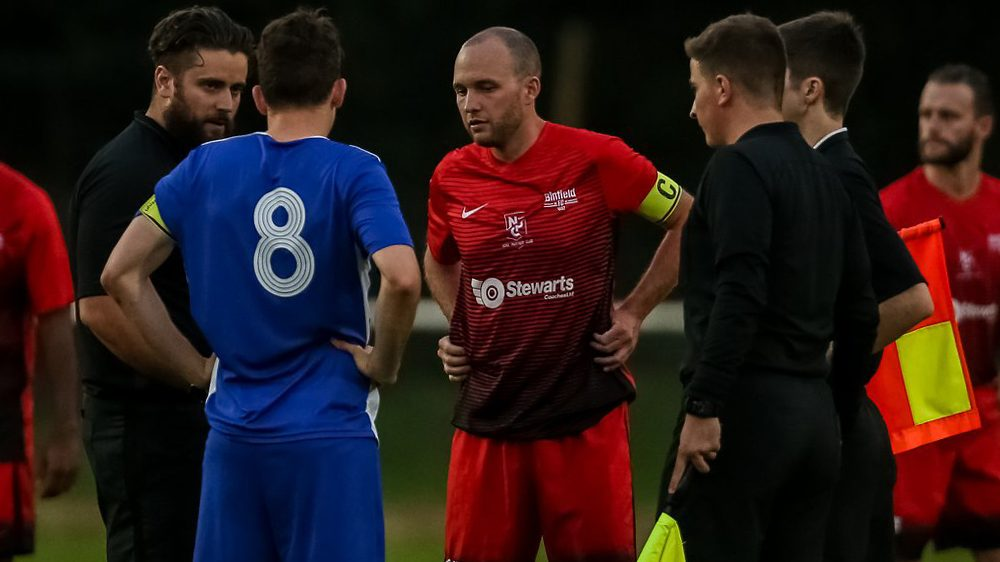 Binfield handed tricky away day on Floodlit Cup first round draw
