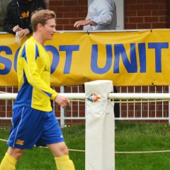 Ascot United and Slough Town supporters walking miles for charity
