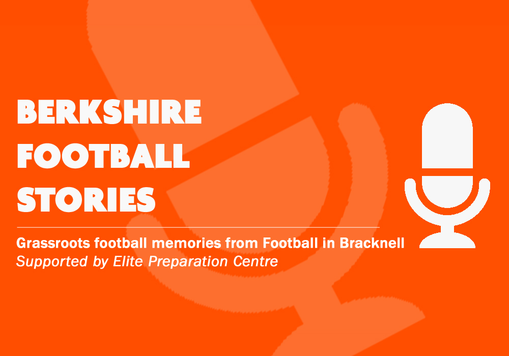There's going to be a Football in Bracknell podcast