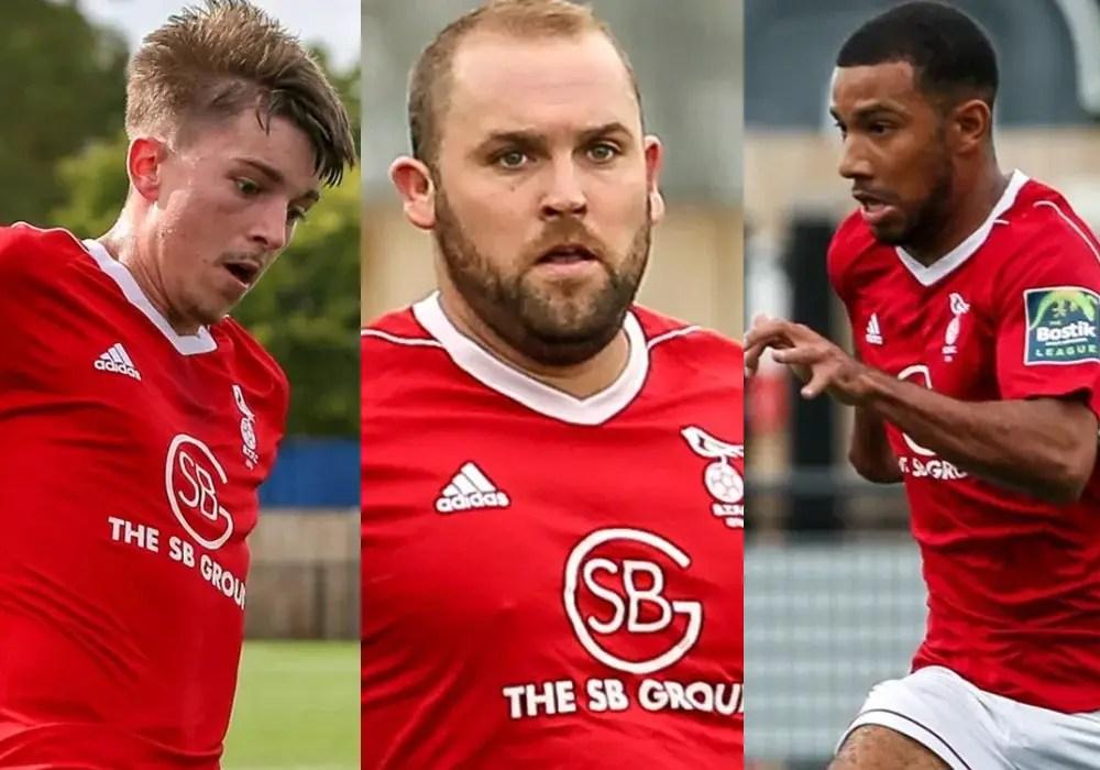 Bracknell Town team news as Robins face Uxbridge