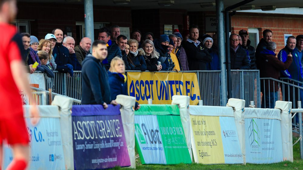 Guide to Ascot United FC and the Ascot Racecourse Ground