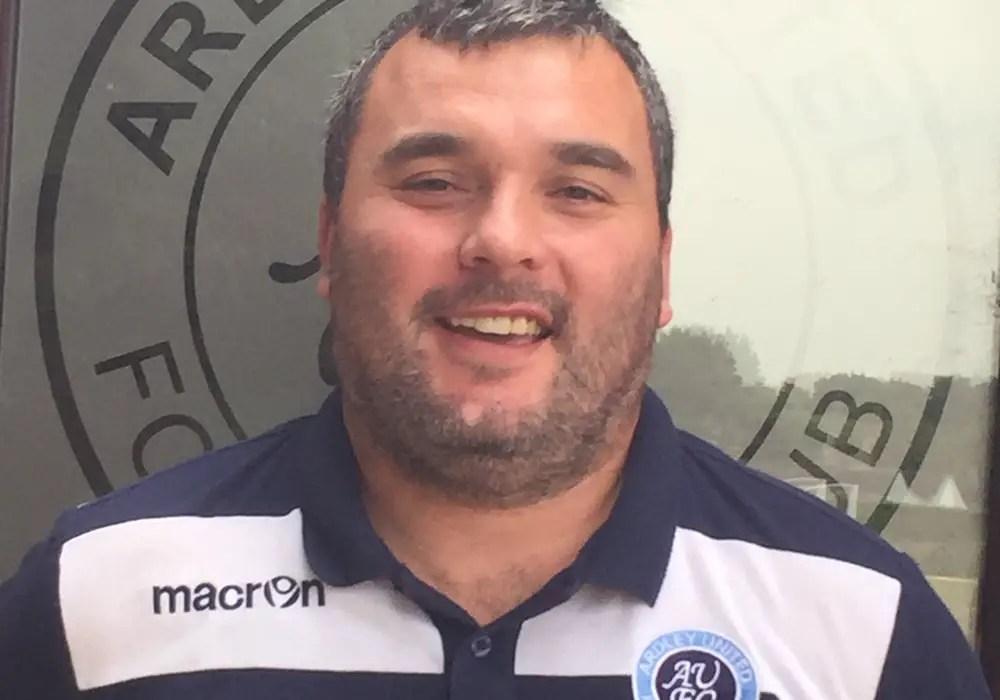 Craig Adey. Photo: Ardley United website.