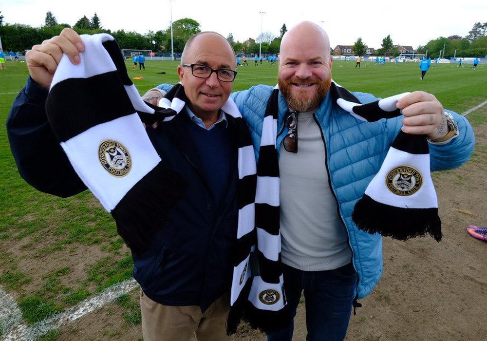 New Hungerford Town board sets out aims for National League side