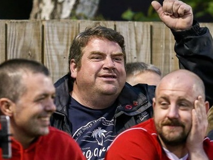 Tony 'Fish' Gilbert nominated for Bracknell Football Award