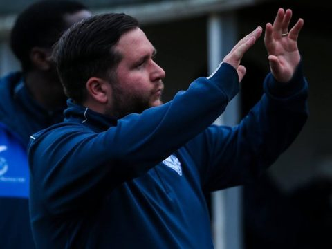 Hungerford Town unveil new manager Danny Robinson