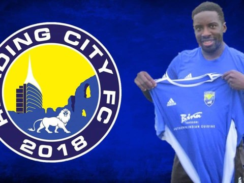 Reading City sign up Yashwa Romeo for Hellenic League campaign