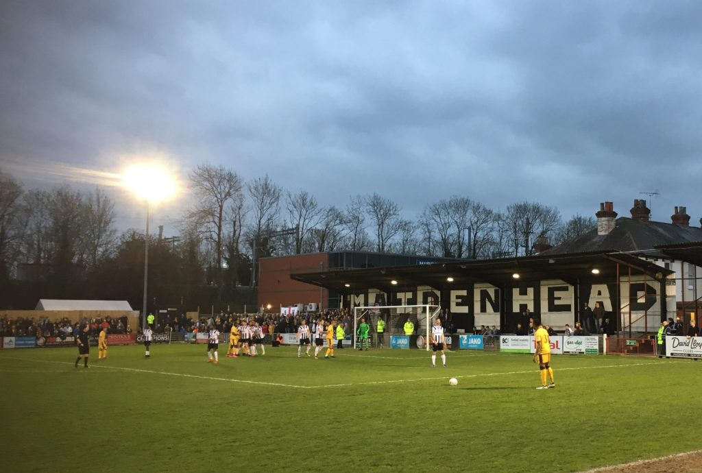Maidenhead United explore relocation options