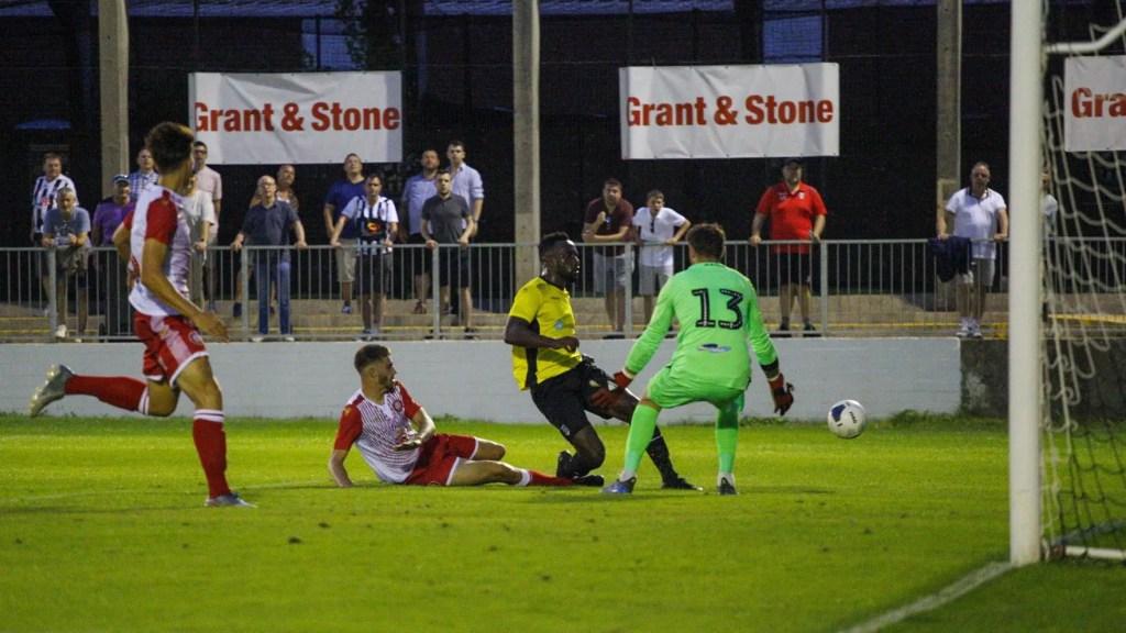 Maidenhead United maintain 100% pre season record in Stevenage win