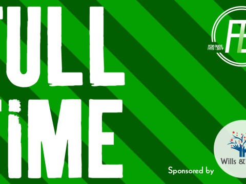 FA Vase result and full time scores for Tuesday night