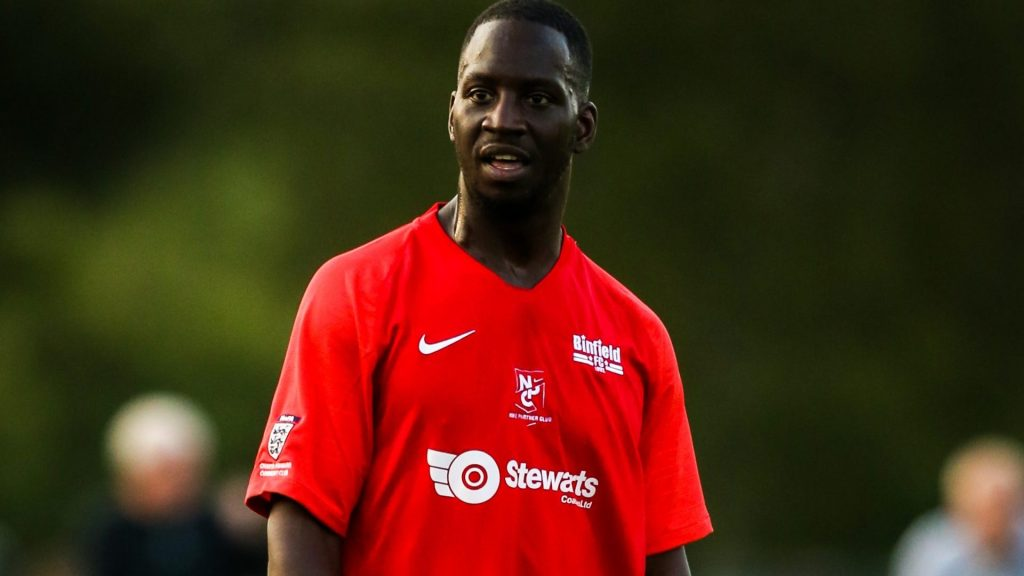 Idris Kamara returns for Binfield and all the Tuesday night team news