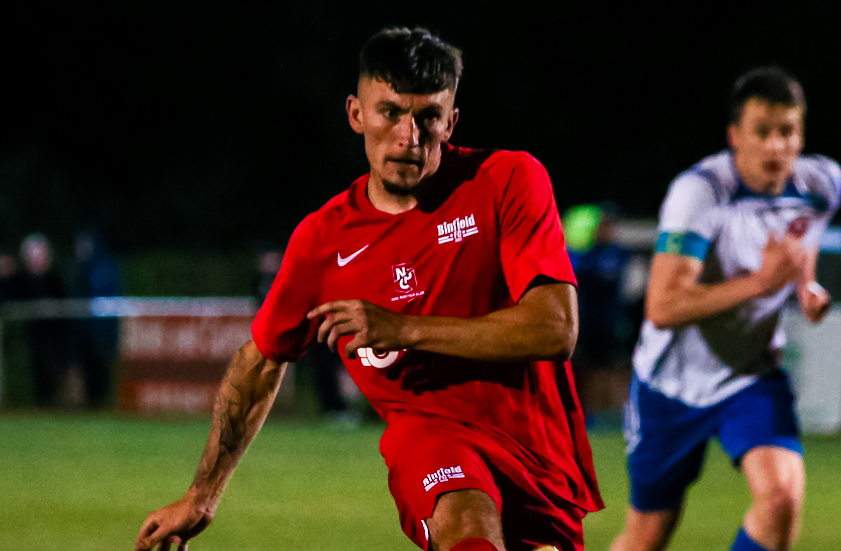 Asa Povey sidelined for Binfield in FA Vase – Team news