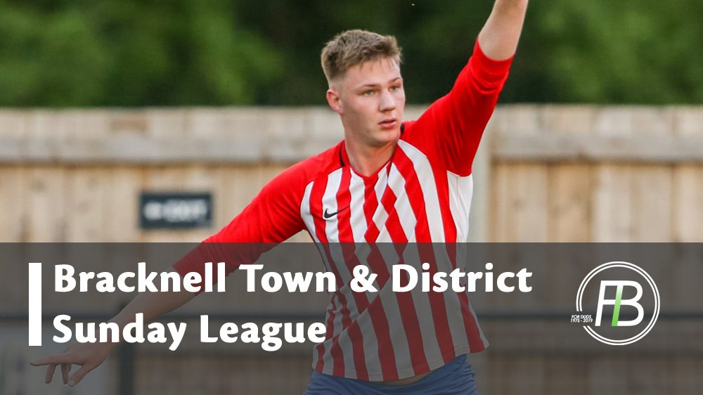 Bracknell Sunday League back with a bang after Christmas break