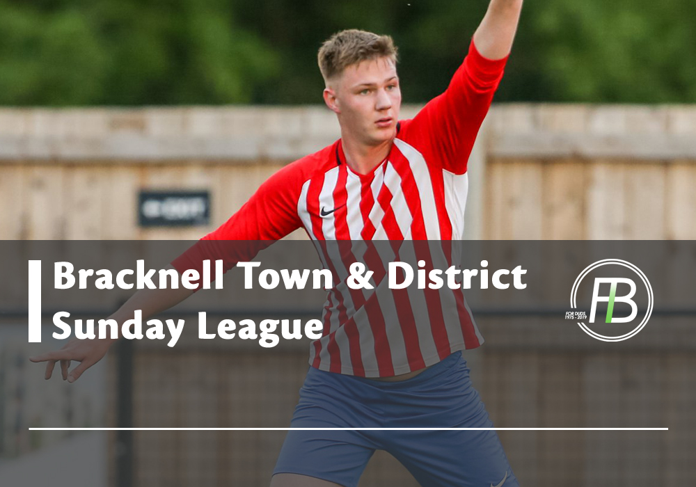 FC Fernhill hit the top in the Bracknell Sunday League Premier Division