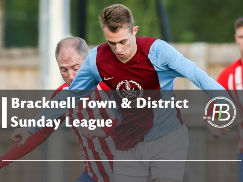 Top two clash in Bracknell Sunday League Premier and First Divisions