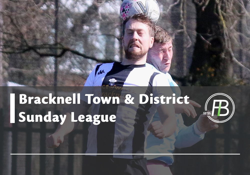 Goals galore in Bracknell Sunday League Cup ties; Woodley Saints cause upset