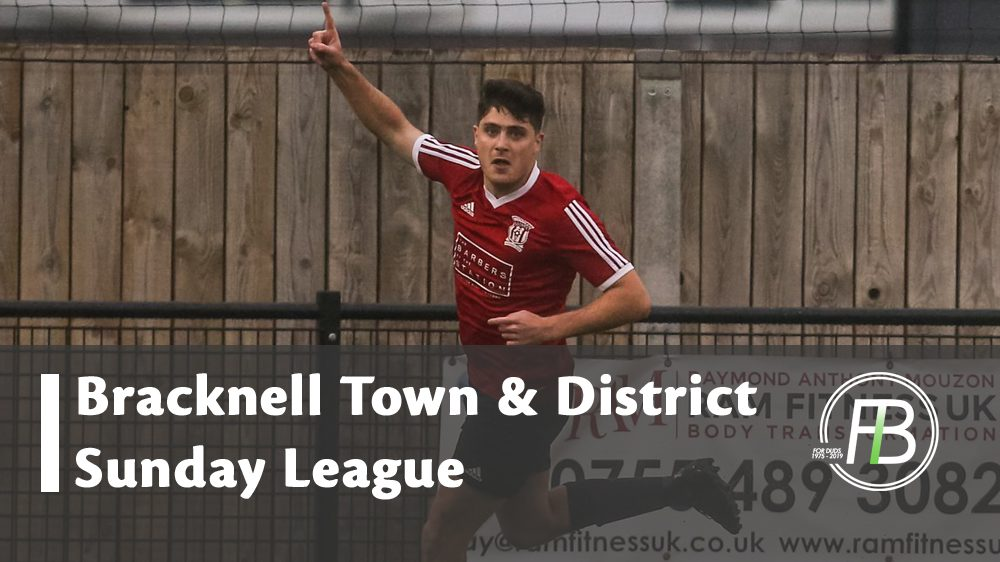 A bonanza of goals on Bracknell Sunday League's opening day!