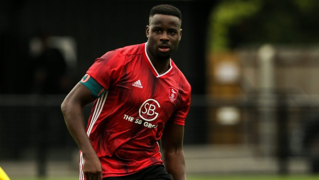 Bracknell Town beaten in FA Cup First Qualifying Round