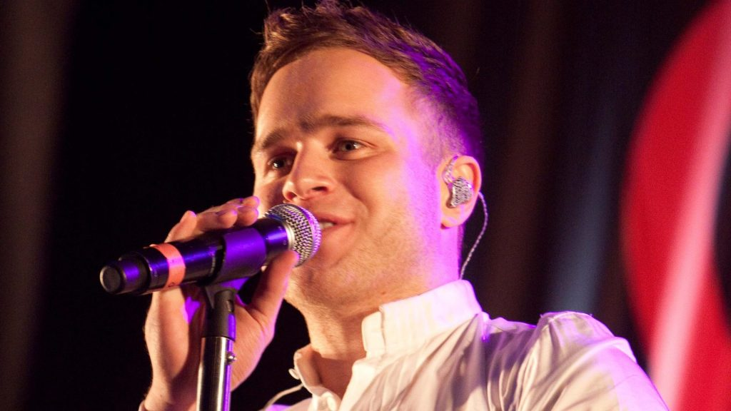 The FA Trophy could bring Olly Murs to Bracknell on Saturday