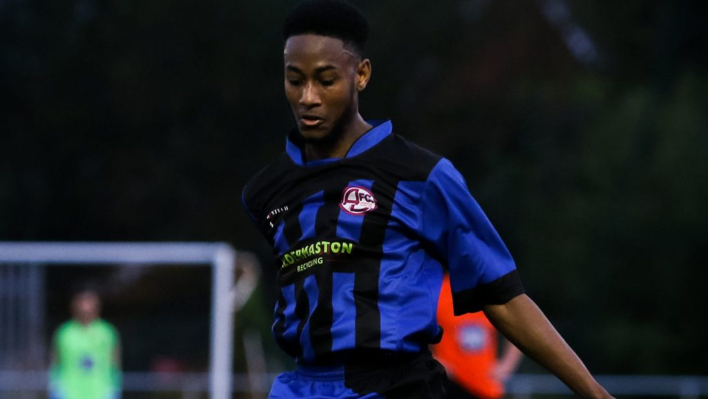 AFC Aldermaston get the better of Chalvey Sports in Berkshire derby