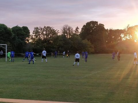 Kris Tuffour's double gives Reading City the points at Woodcote