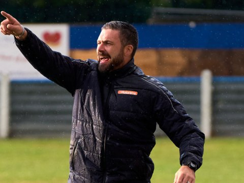 Ian Herring reaches century for Hungerford Town