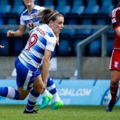 When Reading FC Women won the FA WSL2 title – Lauren Bruton