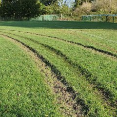 """""""It's soul destroying"""" – Binfield Football Club vandalised"""