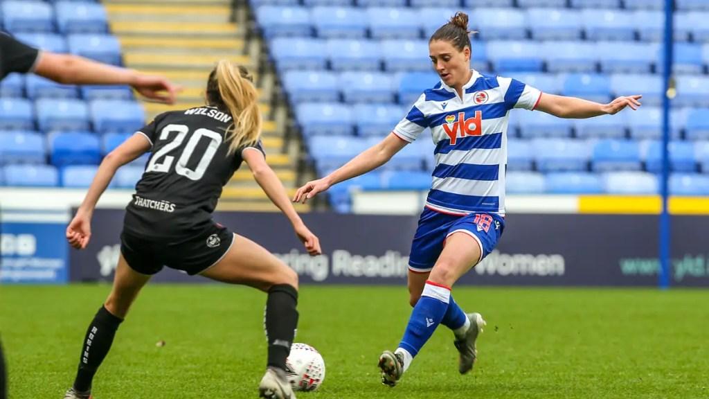Jade Moore departs Reading FC Women
