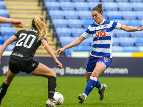 Jade Moore departs Reading FC Women