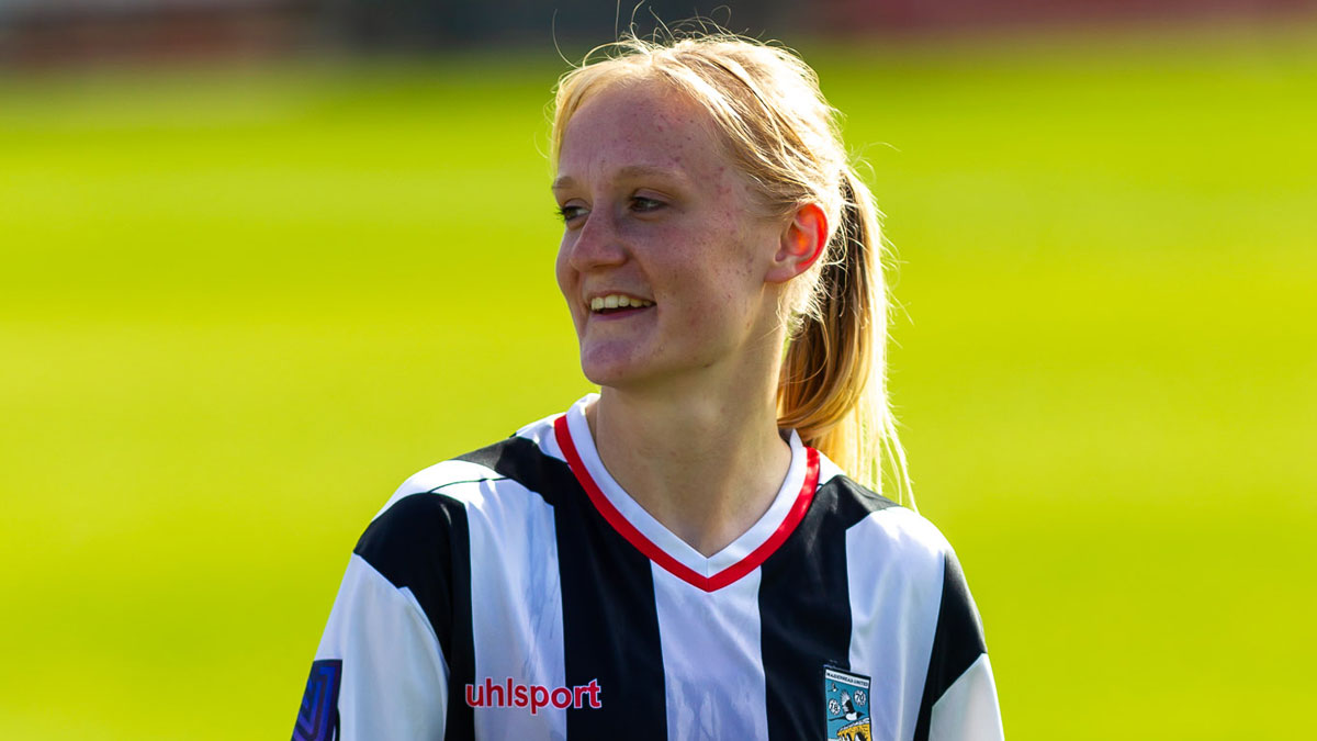'We want young girls to know football is for them' says Kat Mace