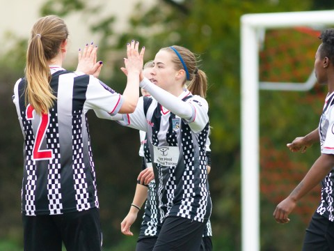 Maidenhead United Women through in County Cup