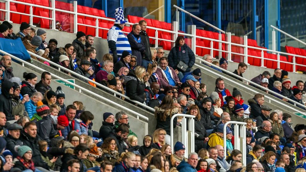 Women's Football Weekend should be the start of something special at Madejski Stadium