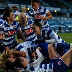 Reading FC Women move is still 'a work in progress'