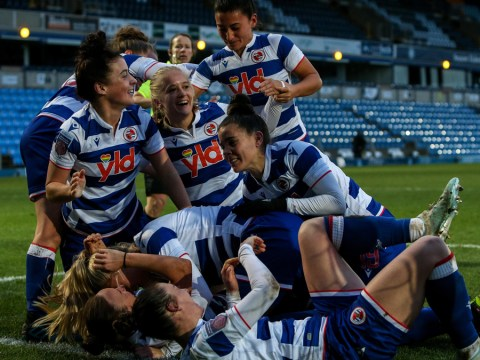 Reading FC Women move is still 'a work in progress'