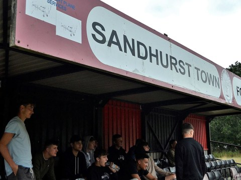Sandhurst Town reveal new club sponsorship