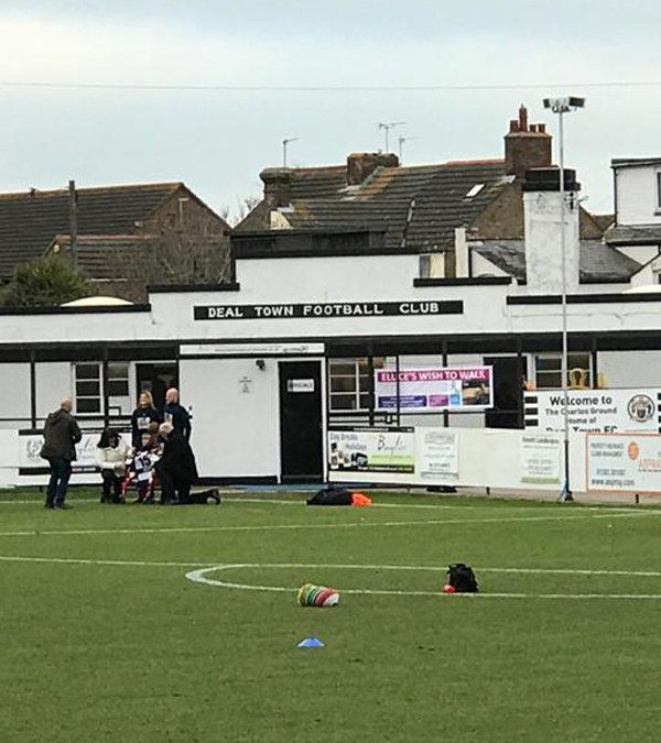 'One of the best clubhouses in our league' – a guide to Deal Town