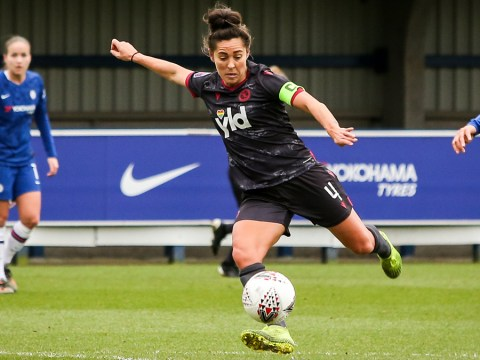Fara Williams strike not enough for Reading FC Women